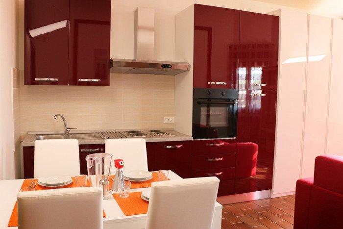 Appartamenti in Villa 8086