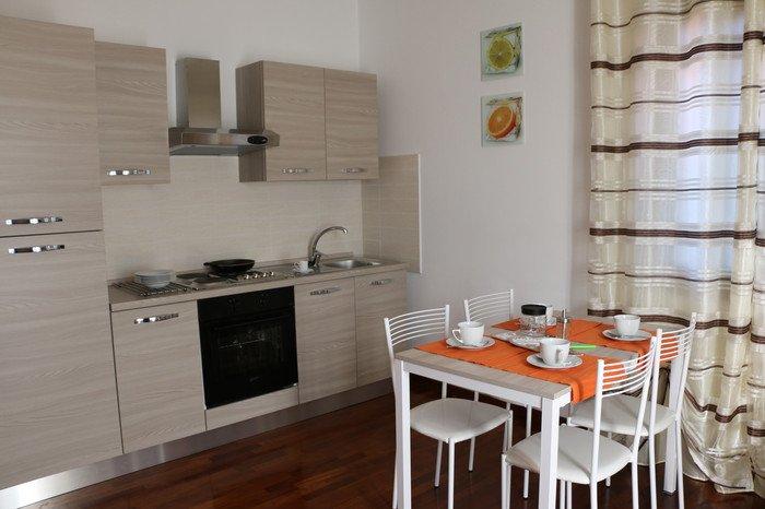 Appartamenti in Villa 8207