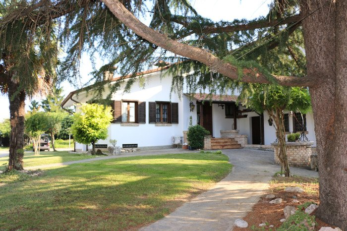 Appartamenti in Villa 8349
