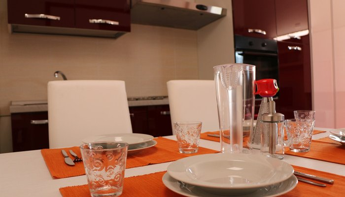 Appartamenti in Villa 8126