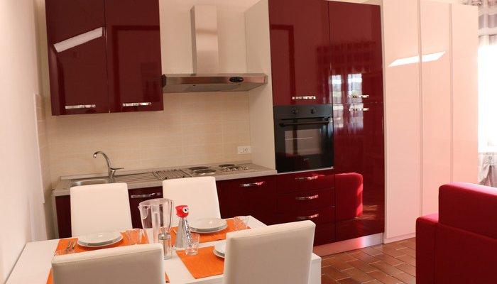 Appartamenti in Villa 8323
